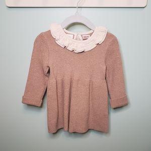 Zara Baby Girl Knit Dress